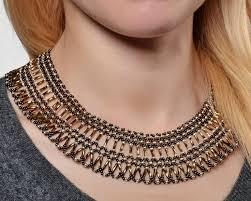 Free pattern for <b>necklace</b> Adriana | Как делать ожерелье, Схемы ...
