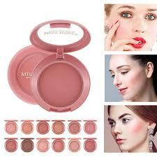 <b>12 Colors</b> Professional Cheek Makeup <b>Blusher</b> Baked <b>Blush</b> ...