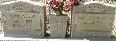 floyd jackson 1912 1980 a grave memorial floyd jackson