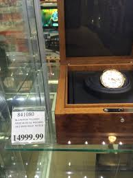 rolex at costco page 31 my costco has rolex and blancpain they re all just wristwatches