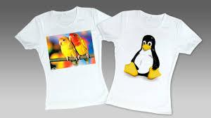 заказ печати картинки на футболке