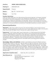 receptionist resume examples receptionist resume example  hotel