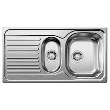 Врезная <b>кухонная мойка Blanco Tipo</b> 6S Basic 95х... — купить по ...