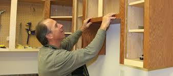 cabinet refacing materials wood