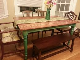 Farm Style Dining Room Tables This Easy To Build Farmhouse Table Is The Perfect Addition To Any