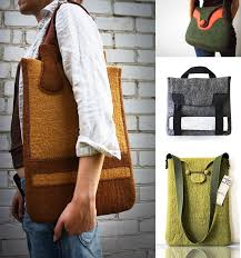 felted wool bags | Fashion - Avant-Garde Style Inspiration ...