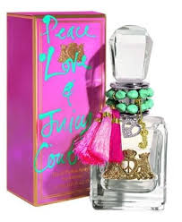 <b>JUICY COUTURE PEACE LOVE</b> Perfume By JUICY COUTURE For ...