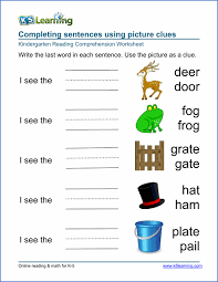 Preschool & Kindergarten Worksheets - Printable & Organized by ...Choose your activity