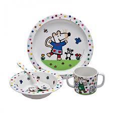 Набор детской <b>посуды</b> Mimi <b>Petit Jour</b> — купить в Москве в ...