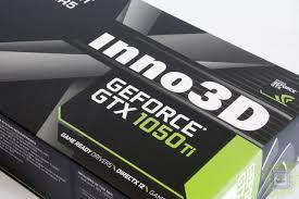 Обзор <b>видеокарты Inno3D GeForce GTX</b> 1050 Ti Compact