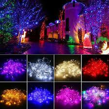 <b>Waterproof 10M</b> - <b>100M</b> LED Christmas Tree String Lights Party ...