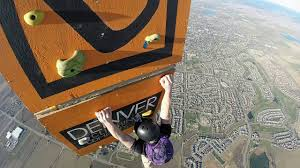 GoPro Awards: Worlds Highest <b>Rock Climbing</b> Wall - YouTube