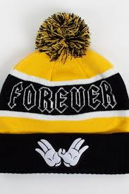 <b>Шапка CAYLER & SONS</b> Forever Pom Beanie (Black-Yellow-White ...