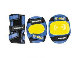 <b>Комплект защиты Maxcity Little</b> Rabbit Blue S MC-PH000036-BD-S ...
