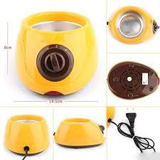 Buy Divinezon <b>Chocolate Fountain</b> Fondue <b>Melt Pot</b>, Household DIY ...