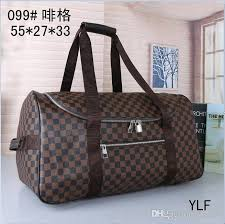 2019 Hot Sell <b>55cm</b> Brand <b>Designer</b> Unisex Handbags Travel Bags ...