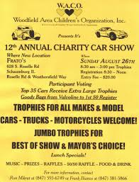 schiller park chicago illinois classic antique car shows waco charity car show flyer