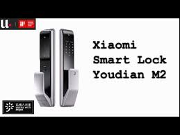 <b>умный замок Xiaomi</b> Youdian Smart Lock M2 - YouTube