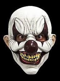 Buy <b>horror clown</b> masks made of latex - maskworld.com