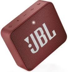 Купить Портативная <b>колонка JBL Go 2</b> Ruby Red по выгодной ...