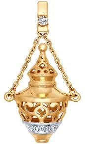 <b>Кулоны</b>, <b>подвески</b>, <b>медальоны SOKOLOV</b> ...