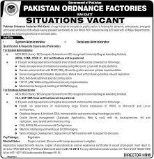 pof jobs 2016 application form eligibility criteria last date pof jobs 2016 application form eligibility criteria last date ordnance factories