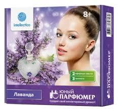 Купить <b>Intellectico Юный парфюмер</b>. <b>Набор</b> мини Лаванда (718 ...