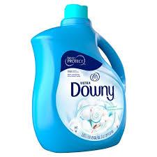 Downy <b>Cool Cotton</b> Liquid Fabric Softener - 129oz : Target