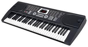 Купить <b>Синтезатор Tesler KB-6130</b> черный по низкой цене с ...