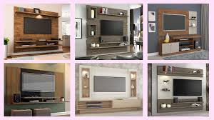 80+ Wooden <b>TV Wall Unit</b>/TV Wall Mount Designs & Ideas - YouTube
