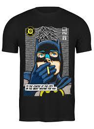 Футболка классическая Batman waiting for you #658127 от ...