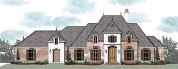 Madden Home Design   French Country house plans  Acadian house plansThe Catalina