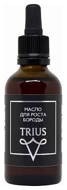 Trius <b>Масло для роста бороды</b> - 50 мл — купить в интернет ...