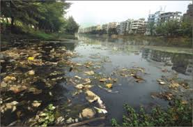 Image result for POLLUTION OF WATER