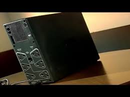 Review: <b>APC Back UPS Pro</b> 1000 - YouTube