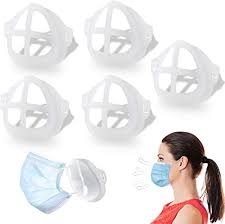 <b>3D Mask</b> Bracket - BeiYoYo Protect Lipstick Lips - Internal <b>Support</b> ...