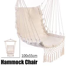 <b>Nordic Style</b> White <b>Hammock</b> Outdoor Indoor Garden Dormitory ...