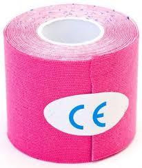 Купить Тейп <b>кинезио Bradex</b> SF 0189 5м 5см розовый в интернет ...