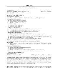 software developer resume sle obiee consultant obiee developer resume