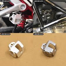 for yamaha mt 07 fz mt07 fz07 2014 2015 2016 2017 cnc aluminum motorcycle rear wheel axle stand pick up hook set