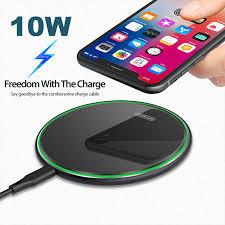 <b>10W QI Wireless Charger</b> for IPhone 11 Pro X XR Max USB <b>Wireless</b> ...