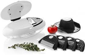 Овощерезка овальная <b>Walmer Home</b> Chef, W30016008, белый ...