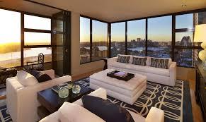 room contemporary table rectangular black wooden single  living room square ottoman on brown carpet pottery barn dark walnut l