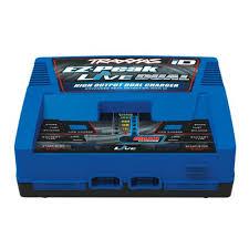 <b>Зарядное устройство Traxxas EZ-Peak</b> Live Dual, 200W — купить ...
