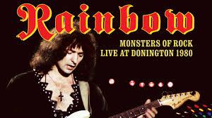 <b>Rainbow</b>: <b>Monsters Of</b> Rock: Live At Donington 1980   Louder