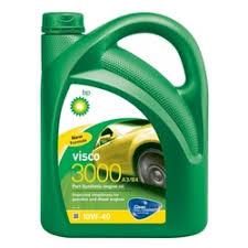 «<b>Масло моторное</b> полусинтетическое <b>BP Visco</b> 3000 10W-40 4л ...