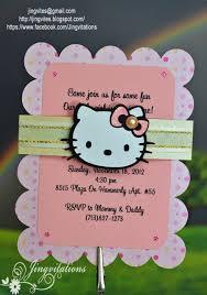 hello kitty jingvitations page  image image image