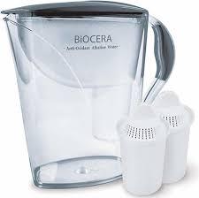 <b>Кувшин</b>-фильтр Biocera A.A. <b>Water</b> Jug, очистка воды - купить в ...