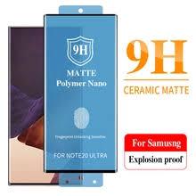 Best value <b>tempered glass</b> protector for samsung s10 <b>matt</b> – Great ...