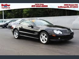 Used 2005 Mercedes-Benz SL 600 for sale in Indianapolis, IN ...